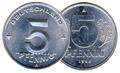 5 Pfennig
