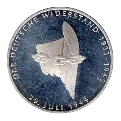 BRD 1994 J.457 10 DM 50. Jahrestag des 20. Juli 1944 vz-st