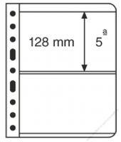 LE VARIO 2C - 5er Pack Hüllen 2er-Teilung glasklar bis 195 x 128 mm