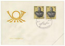 DDR 1981 FDC Mi-Nr. 2579 SSt. 150. Geburtstag von Heinrich von Stephan