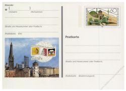 BRD 1990 Mi-Nr. PSo022 * Int. Briefmarken-Ausstellung der Jugend Düsseldorf