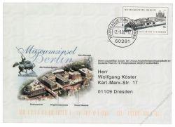 BRD 2002 Mi-Nr. USo041Y o Museumsinsel Berlin