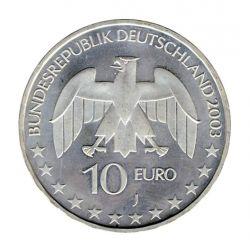 BRD 2003 J.498 10 Euro Justus von Liebig st