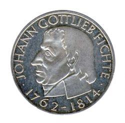 BRD 1964 J.393 5 DM Johann Gottlieb Fichte vz-st
