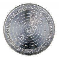 BRD 1973 J.411 5 DM Nikolaus Kopernikus st
