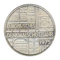 BRD 1975 J.417 5 DM Europäisches Denkmalschutzjahr st