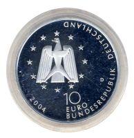 BRD 2004 J.510 10 Euro Columbus - Europas Labor für die ISS PP