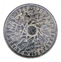 BRD 1989 J.446 10 DM 40 Jahre Bundesrepublik Deutschland vz-st