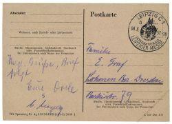 DDR 1957 Mi-Nr. 559-560 SSt. Leipziger Frühjahrsmesse