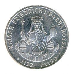 BRD 1990 J.449 10 DM Kaiser Friedrich I. Barbarossa vz-st