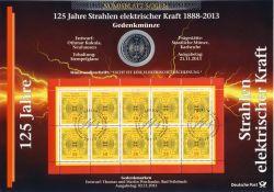 BRD 2013 Numisblatt 5/2013