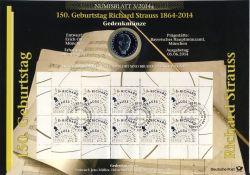 BRD 2014 Numisblatt 3/2014