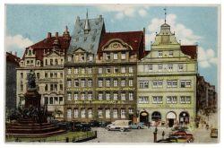 Gemeinschaftsausgaben 1947 Mi-Nr. 947 SSt. Leipzig 450 Jahre Messe-Privileg - Messeamt