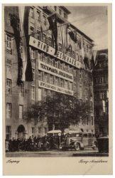 SBZ 1948 Mi-Nr. 198-199 - Mi-Nr. 199 mit PF V SSt. Leipziger Herbstmesse - Ring Messehaus