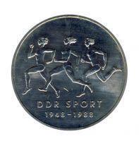 DDR 1988 J.1623 10 Mark 40 Jahre Sportbund vz