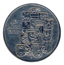 DDR 1989 J.1630 10 Mark 40 Jahre DDR st