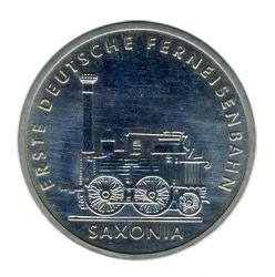 DDR 1988 J.1618 5 Mark Ferneisenbahn