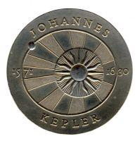 DDR 1971 J.1534 5 Mark Johannes Kepler st