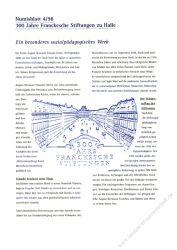 BRD 1998 Beschreibung für Numisblatt 3/1998 und 4/1998