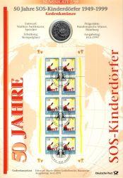 BRD 1999 Numisblatt 2/1999
