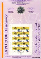 BRD 2000 Numisblatt 2/2000
