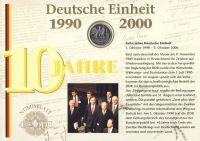 BRD 2000 Numisblatt 4/2000