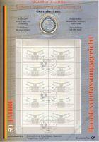 BRD 2001 Numisblatt 3/2001