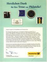 BRD 1998 Geschenk für Numisblatt-Sammler