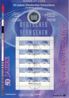 BRD 2002 Numisblatt 5/2002
