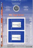 BRD 2002 Numisblatt 3/2002