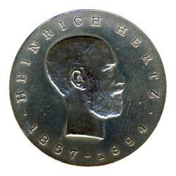 DDR 1969 J.1526 5 Mark Heinrich Hertz st