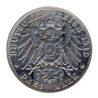 Bayern 1910 D J.47 3 Mark Otto (1886-1913) ss