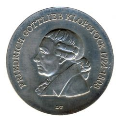DDR 1978 J.1566 5 Mark Friedrich Gottlieb Klopstock st