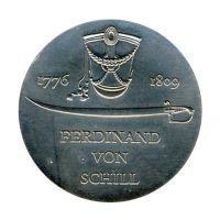 DDR 1976 J.1559 5 Mark Ferdinand von Schill st