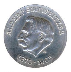 DDR 1975 J.1554 10 Mark Albert Schweitzer st