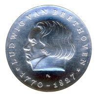 DDR 1970 J.1528 10 Mark Ludwig van Beethoven st