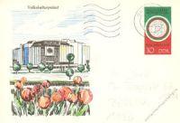 DDR 1989 Mi-Nr. P101 o Phil. Weltausstellung