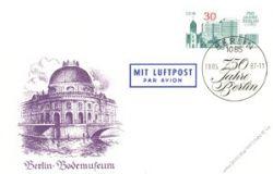 DDR 1987 Mi-Nr. P097 SSt. Alt Marzahn, Neubauten