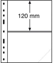 LE OPTIMA 2C - 10er Pack Hüllen 2er-Teilung bis 180 x 120 mm