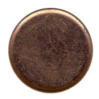 BRD J.381 2 Pfennig Kursmünze Rohling