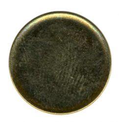 BRD J.382 5 Pfennig Kursmünze Rohling
