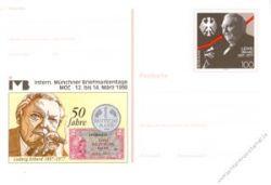 BRD 1998 Mi-Nr. PSo051 * Int. Münchner Briefmarkentage