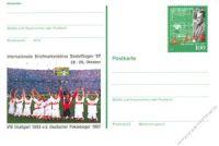 BRD 1997 Mi-Nr. PSo050 * Int. Briefmarkenbörse Sindelfingen