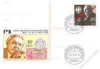 BRD 1998 Mi-Nr. PSo051 o Int. Münchner Briefmarkentage