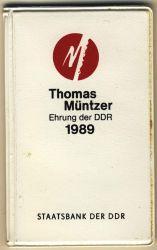 DDR 1989 Mappe
