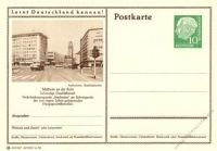 BRD 1955 Mi-Nr. P024 217 * Mülheim a.d. Ruhr - Stadtmitte