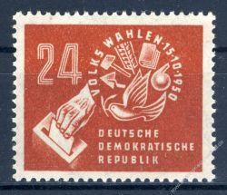 DDR 1950 Mi-Nr. 275 ** Volkswahlen am 15.10.1950