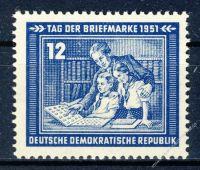 DDR 1951 Mi-Nr. 295 ** Tag der Briefmarke