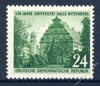 DDR 1952 Mi-Nr. 318 ** 450 Jahre Universität Halle-Wittenberg