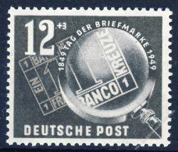 DDR 1949 Mi-Nr. 245 ** Tag der Briefmarke